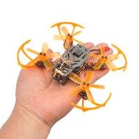1 компл. Happymodel жаба 90 безщеточный FPV Racing Drone Kit F3 DSHOT БНФ с F3 полета Управление + 7500KV двигателя + Flysky приемник