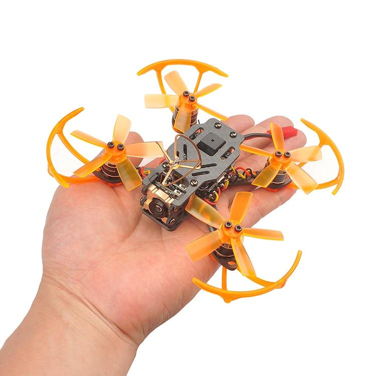 1 set Happymodel Crapaud 90 Brushless FPV Racing Drone Kit F3 DSHOT BNF avec F3 Flight Control + 7500KV Moteur + Flysky Récepteur