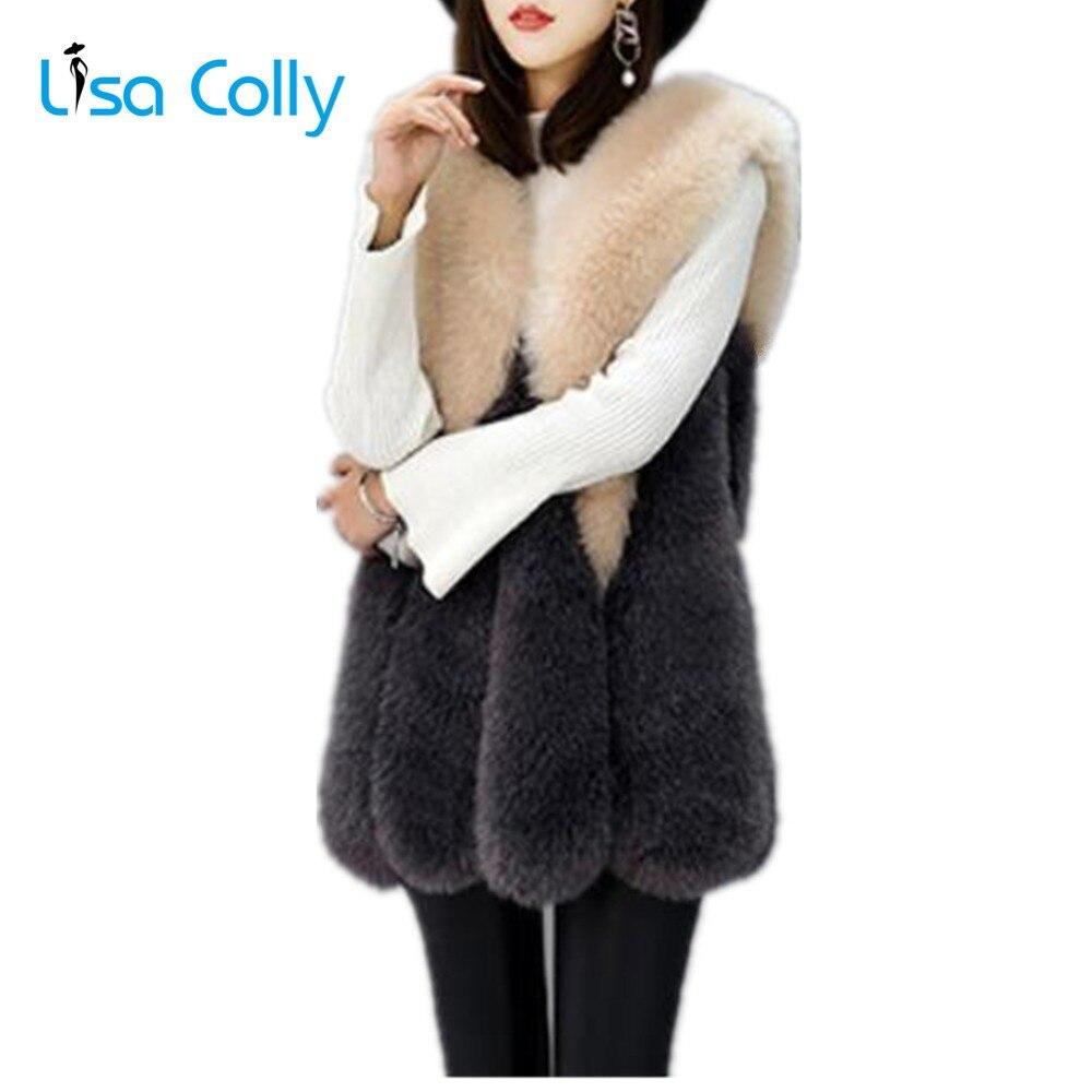 a2e549ec946 Lisa-Colly-Femmes -D-hiver-Gilet-De-Fourrure-De-Luxe-Furry-Fausse-Fourrure-Gilet-Manteau- Femmes.jpg
