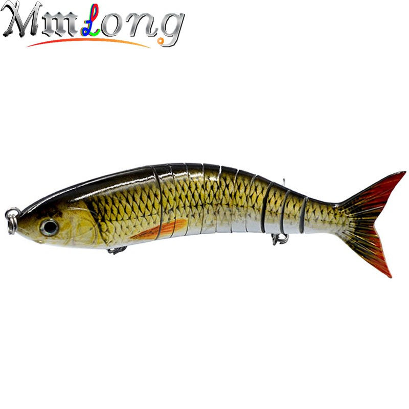 MMLong 9.25 Professional Artificial Fishing Bait  Lifelike Lures 2/0# Hook Vivid Performance Lure Fishing Crankbait  #MML11 wldslure 1pc 54g minnow sea fishing crankbait bass hard bait tuna lures wobbler trolling lure treble hook