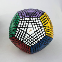 MF8 предел PETAMINX Megaminx Magic Cube Puzzle игрушки