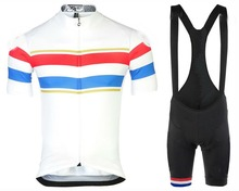2018 Netherlands team pro cycling jersey 19D pad bike shorts set Mtb Bicycle  clothing Ropa Ciclismo 21b9d2acf