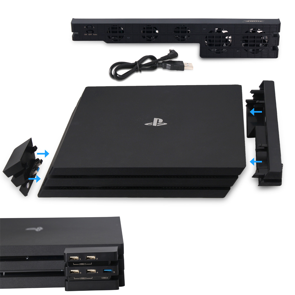 for-font-b-playstation-b-font-4-ps4-pro-conesole-cooling-fan-5-in-1-usb-30-20-host-hub-for-sony-play-station-4-ps4-pro-console-accessories