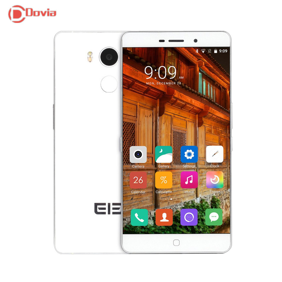 "Elephone P9000 5.5"" Android 6.0 4G MTK6755 Octa Core 2.0GHz 4GB+32GB 8.0MP+13.0MP Dual Cameras Type-C Cell Phone"