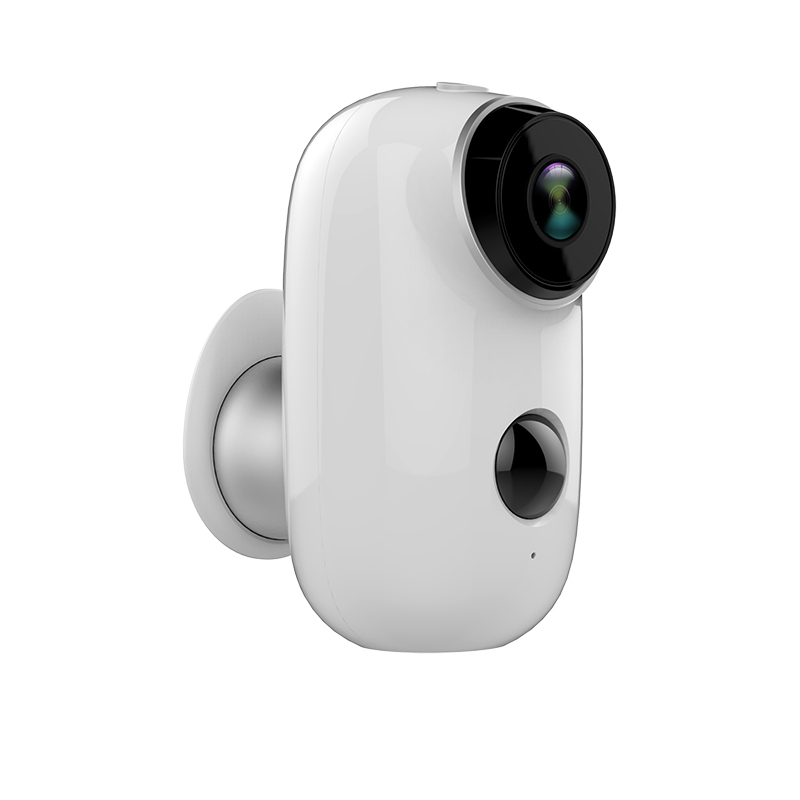 Battery Powered 100% Wireless Wifi IP Camera 720P 1MP Waterproof Night Vision Home Security Surveillance Camera Baby Monitor