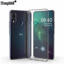 лучшая цена Soft Transparent Case for funda HTC U19e U11 Eyes U12 Life Desire 12 19 Plus 12s U Ultra Play 10 evo Pro Case Silicone TPU Cover