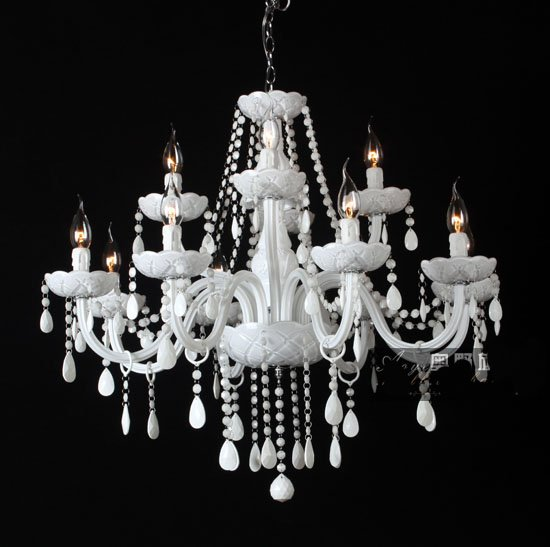 Free shipping sharing lightingmodern chandelierwhite crystal chandelier lightingcontemporary chandelier