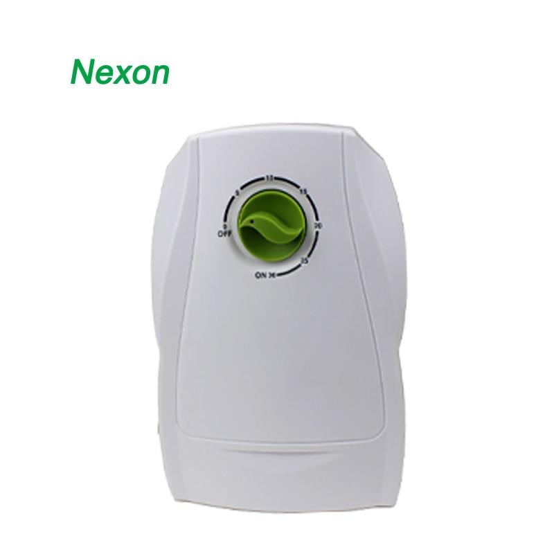 Nexon Ozone Generator Air Purifier Smoke Ozone Generator For Water Treatment Machine Fruit And Vegetable Washer ND-401MG nexon ce rohs household pre filtration 400mg 8w fruit washing machine ozone generator ozonizador nd 400mg