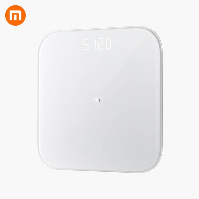 New Arrival Xiaomi Mi Smart Weight Scale 2 APP Body Composition Monitor Body Test Hidden LED