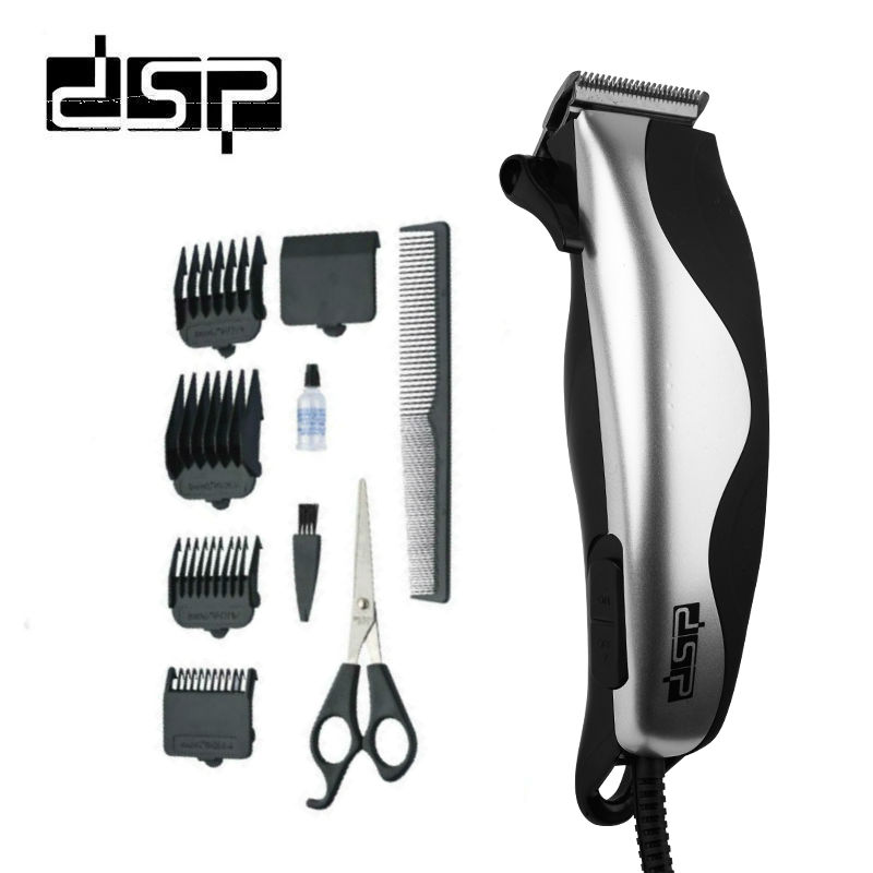 DSP Professional Electric Hair Clipper Razor Men Beard Trimmer Hair Cutting Machine Hair Cutter Hair Barber Tools