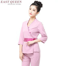 Online get cheap massage clothing for Spa uniform china