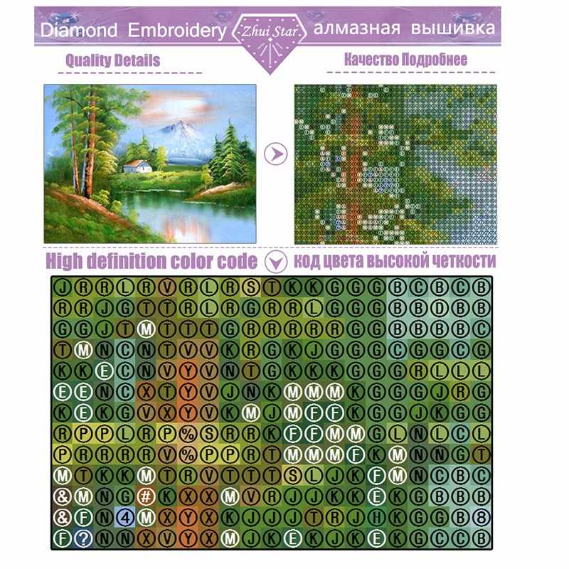 Desenhos animados 5d diy diamante pintura cão diamante padrão bordado bordado com contas ícone imagem strass bordado mosaico