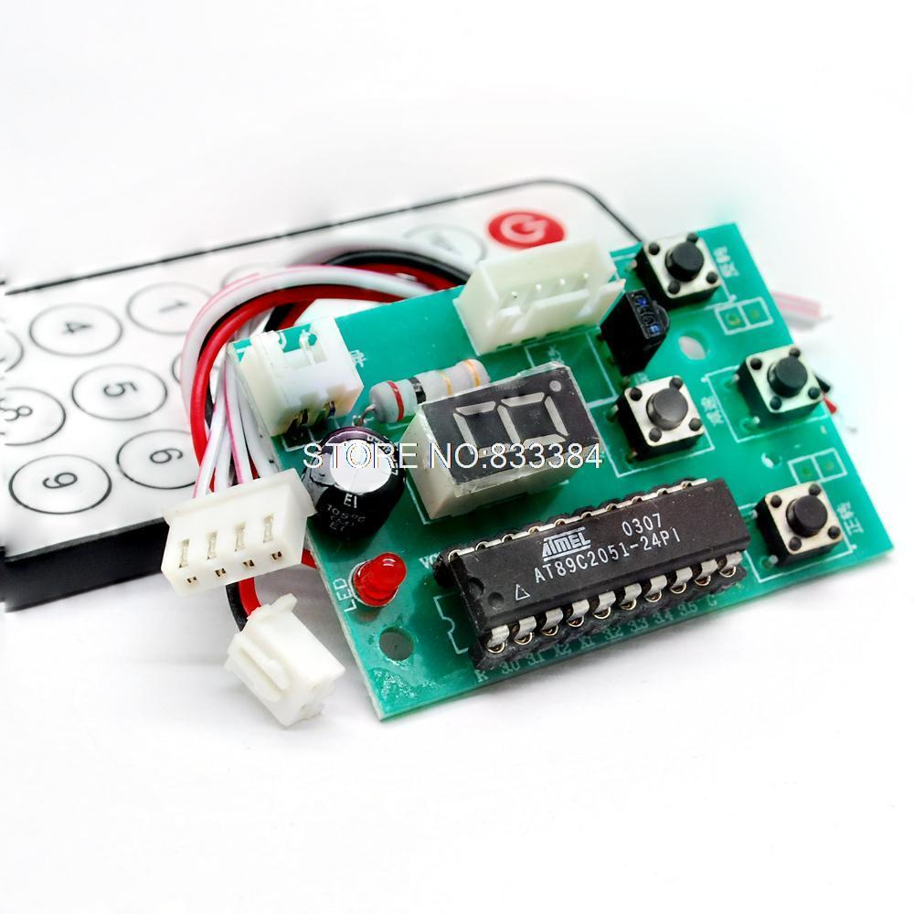 4 6v dc micro stepper motor driver 2 phase 4 wire 6 wire motor driver control [ 1000 x 1000 Pixel ]