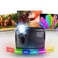 4500 Lumens DLP 3D Projetor de Curto Alcance HDMI Holográfico Projetor de Vídeo