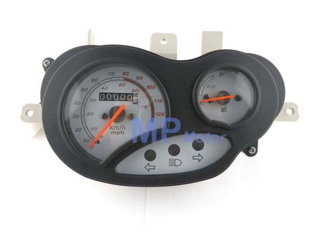 Moped Gas Gauge Wiring - Product Wiring Diagrams •
