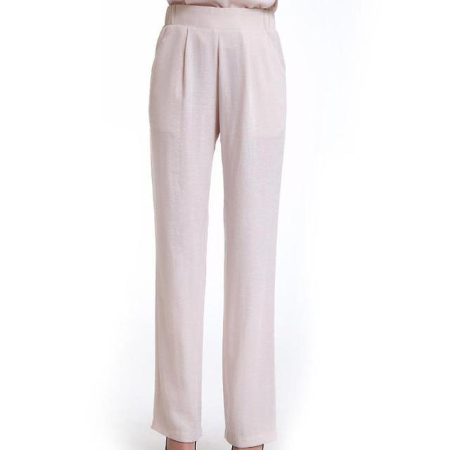 pantalon white trousers pencil pants flared bell bottom broek flair