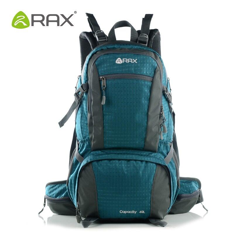 RAX Mens Outdoor Hiking Bag Large Capacity Mountain Bag for Professional Men