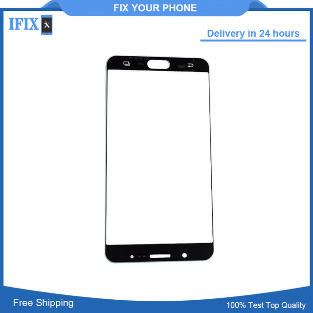 High Quality For Samsung Galaxy Note5 N920 N920F Front Glass Lens Touch Screen LCD Outer Panel For Note 5