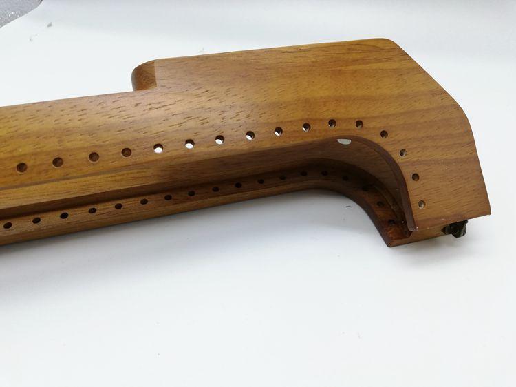 bolsa de madeira quadro com ganchos carteira