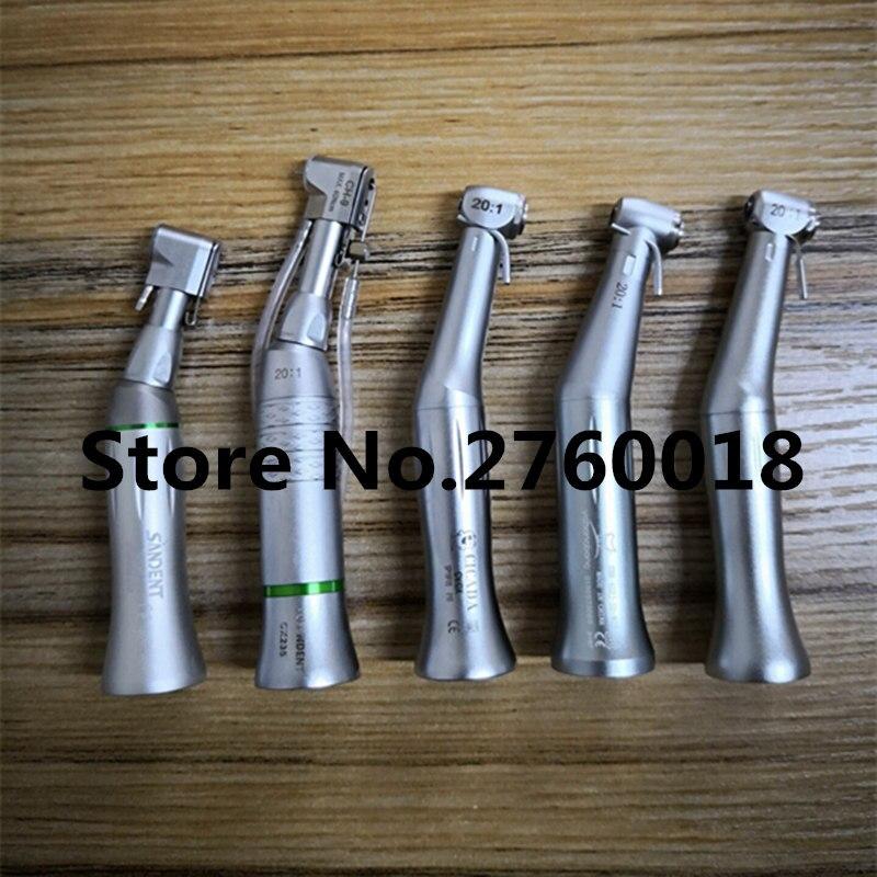 Il trasporto libero 2018 LED Mano standard cartuccia dentale per KAVO dental 20: 1 riduzione implant turbina dentale manipolo di ricambio parti