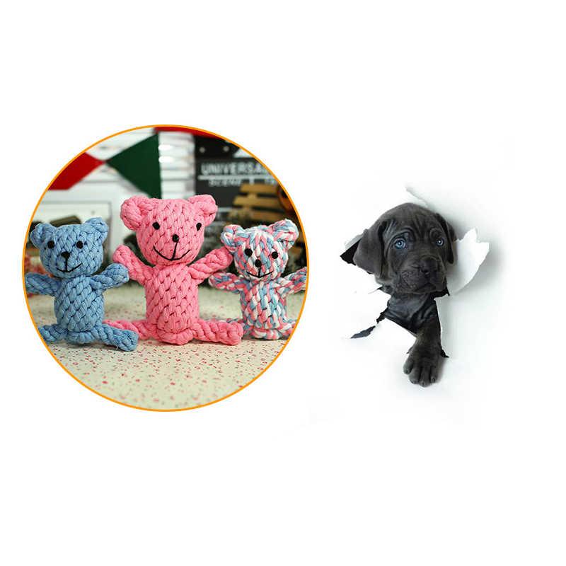 Divertente Squeaker di Addestramento Dell'animale Domestico Giocattoli Creativi Articoli per Animali Cucciolo di Colore Misto Digrignamento Dei Denti Rispettoso Dell'ambiente Giocattoli 30 off