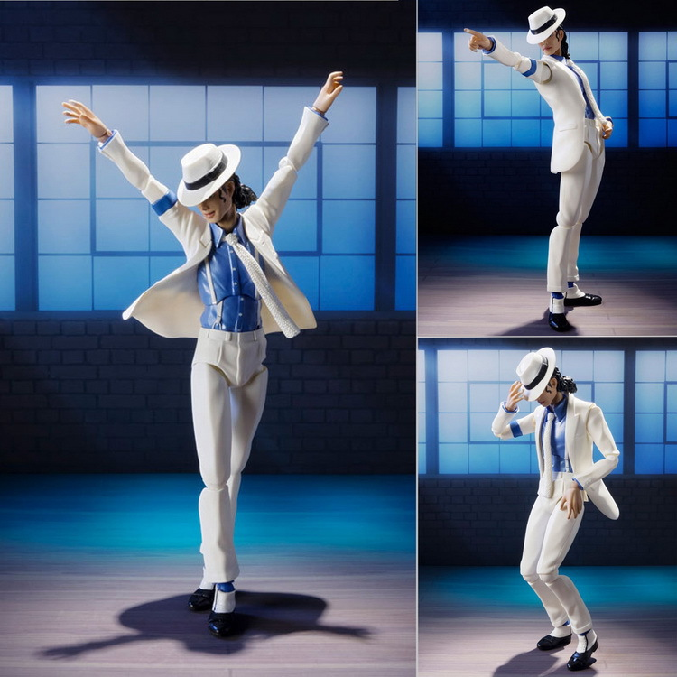 NEW hot 14cm Michael Jackson collector action figure toys Christmas gift doll with boxNEW hot 14cm Michael Jackson collector action figure toys Christmas gift doll with box
