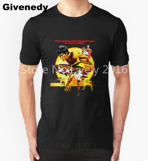 Bruce Lee game of death Mens & Womens Design T Shirt