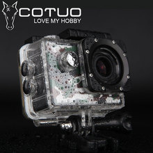 COTUO CS70 Action camera Full HD 1080P 30FPS Novatek96655 Wifi waterproof 30m Diving outdoor Sport camera go sj pro cam 4000