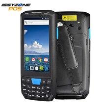 IssyzonePOS прочный КПК android ручной Pos терминал 1D 2D сканер штрих кода поддержка беспроводной Wi Fi 4 г Bluetooth gps склад КПК