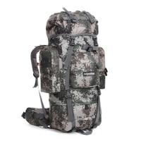 2017 New Unisex Backpack 85L Nylon Women Travel Backpacks Brand Item Organizer Big Capacity Double Shoulder