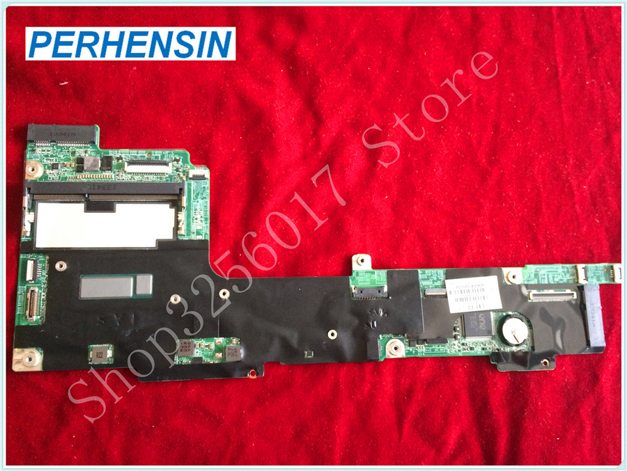 For HP For SPLIT X2 13-M SERIES laptop MOTHERBOARD I3-4010Y integrated 31W05MB0060 DAW05DMB6D0 737356-501 100% tested good