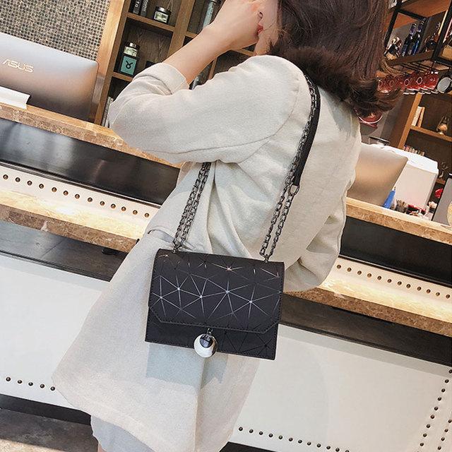 Tonny Kizz 2019 women shoulder messenger bags geometric crossbody bags for women leather desigual bag designer bolsa feminina