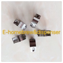 304 Stainless  steel size 13.3 beer tube clamps