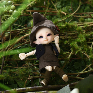 Image 2 - Fairyland Realpuki Tyni 1/13 BJD Dolls Resin SD Toys for Children Friends Surprise Gift