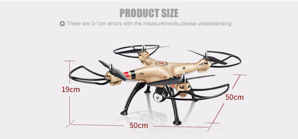 SYMA Official X8HW FPV RC Drone with WiFi HD Camera Real-time Sharing Drones Helicopter Quadcopter Dron with Hovering Function 9