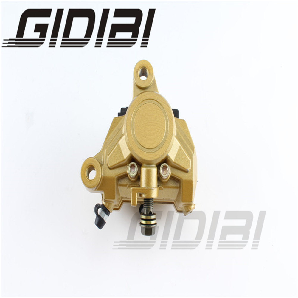 Motorcycle Rear Brake Calipers with Pads Rear Brake Pump For YAMAHA TZR125 1990 1992 TZR250 1987 1989 FZR400 1988 1990