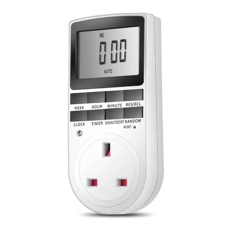 EU/US/UK Plug-in Digital Timer kitchen timer digital 24h 7day Week digital timer 220v programmable for Indoor Appliance Lights цена