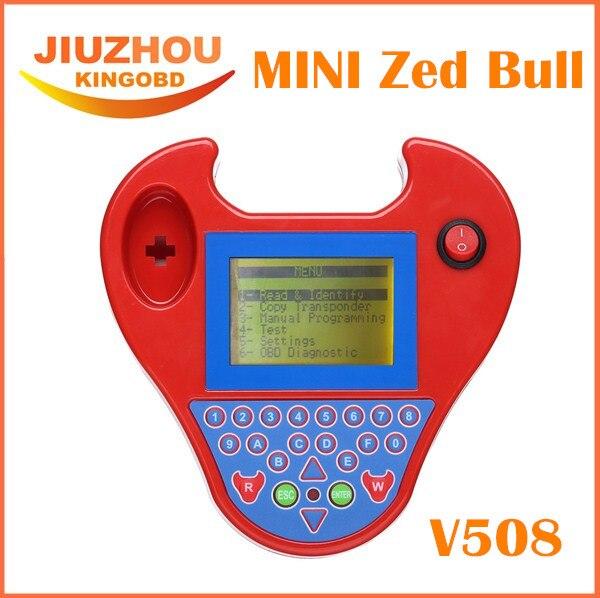 Prix pour 2016 New Auto clé programmeur Multi - langues Smart Zed - Bull Zed pleine taureau OBD 2 programmeur principal avec Mini genre non jetons nécessaires