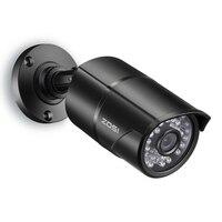 ZOSI 1 3 Color CMOS 1000TVL Bullet CCTV Camera HD Indoor Outdoor 36 IR Leds Day