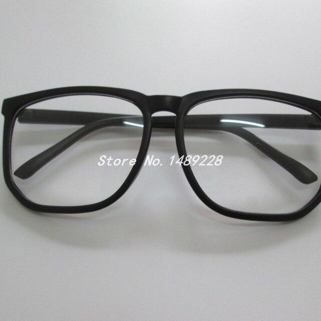 Hl04912 marea de moda retro caja de leopardo llano gafas cuadradas ...