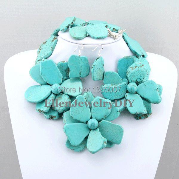 Flower Slab hot Jewelry Set,hot Necklace,Wedding Jewelry Set,Bridesmaid Necklace,Wedding Gift,Statement Necklace