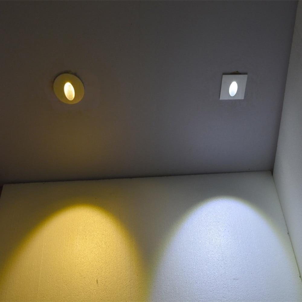 Recessed Led Stair Light Step Lighting