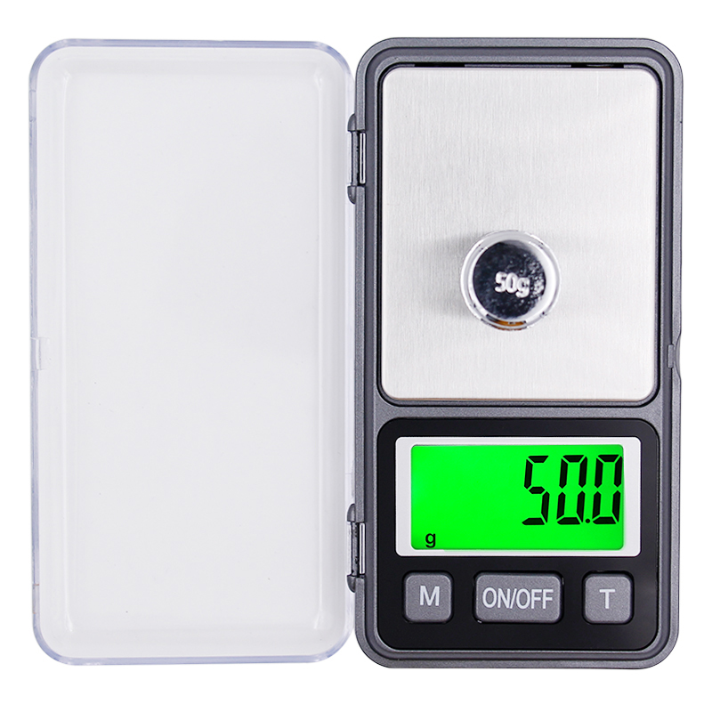 100pcs by dhl or fedex Mini 1000g 0.1g Precision Digital Jewelry Scale Weight Electronic Pocket Balance