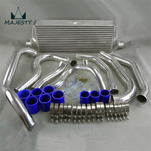 FRONT MOUNT INTERCOOLER PIPE KIT FOR su baru WRX IMPREZA GDA GDB 00-05 NEW brand new blue