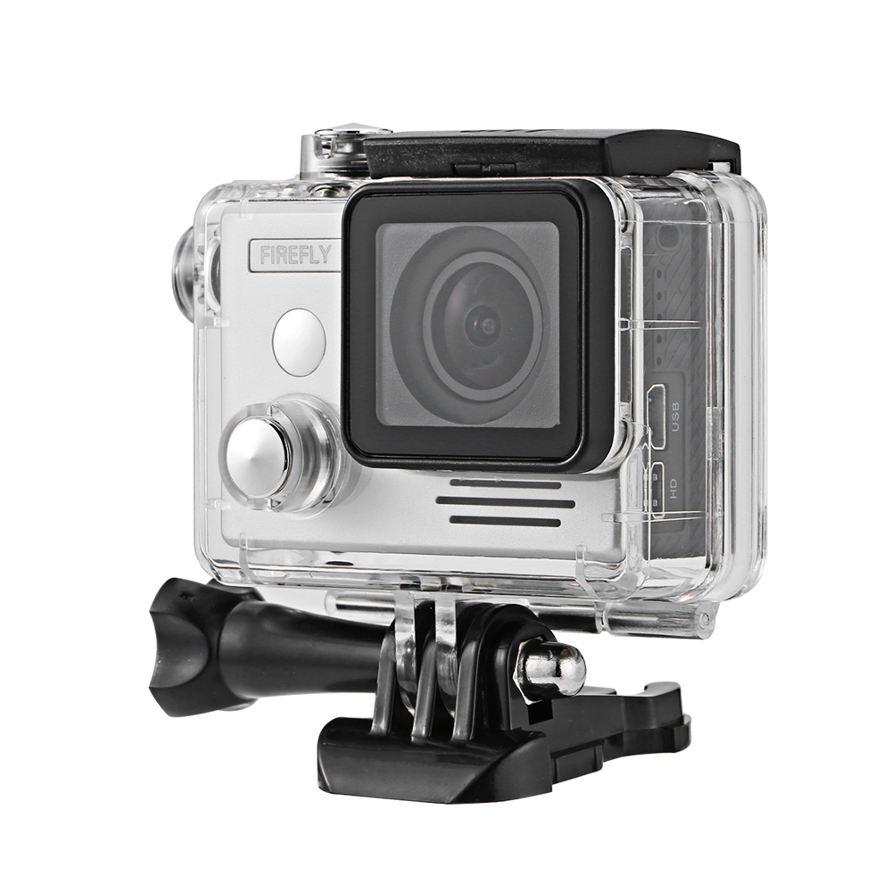 Hotrc Firefly 8S 4K 30fps Sport Camera Aerial Photography Camera Recorder
