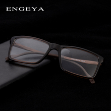 TR90 Men Glasses Clear Retro Optical Spectacles Eyeglasses F