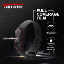 Original Mi band 2 Screen Protector Ultra thin HD Film Anti Scratch Protective Film For Xiaomi Miband 2 Smart Bracelet Wristband