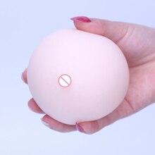 Prothèses mammaires 8CM de diamètre Gel de silice sphérique 1PC