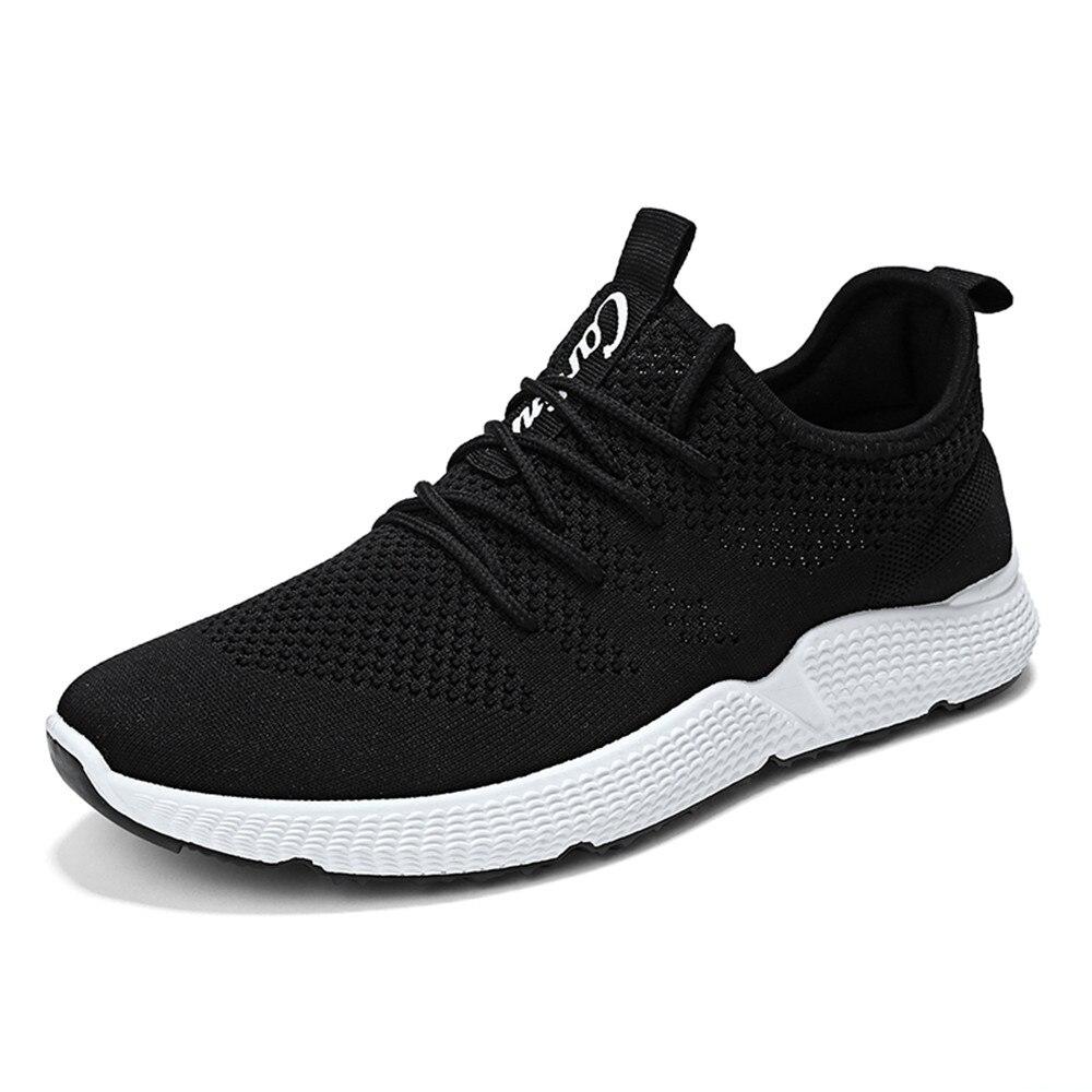 Mode E002 Vente E002 Taille red De 39 E002 D'été Chaude Chaussures 2018 white Black Hommes 44 HSzqW