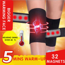 New self-heating Kneeling Keep Warm Magnet Magnetic Therapy Knee Protector and Support For Cold Pain pad